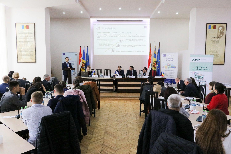 8 Centre de Suport în Afaceri au fost lansate în regiunea de Sud cu suportul UE