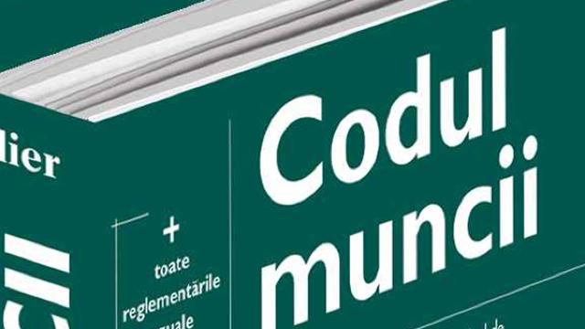 Care sunt noile prevederi ale Codului Muncii?