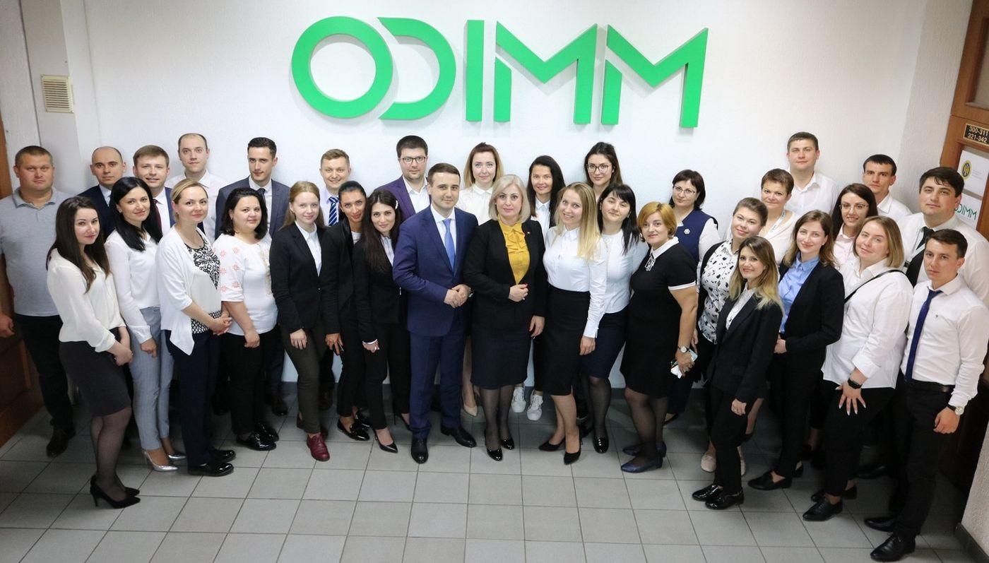 ODIMM, de 13 ani alături de antreprenori