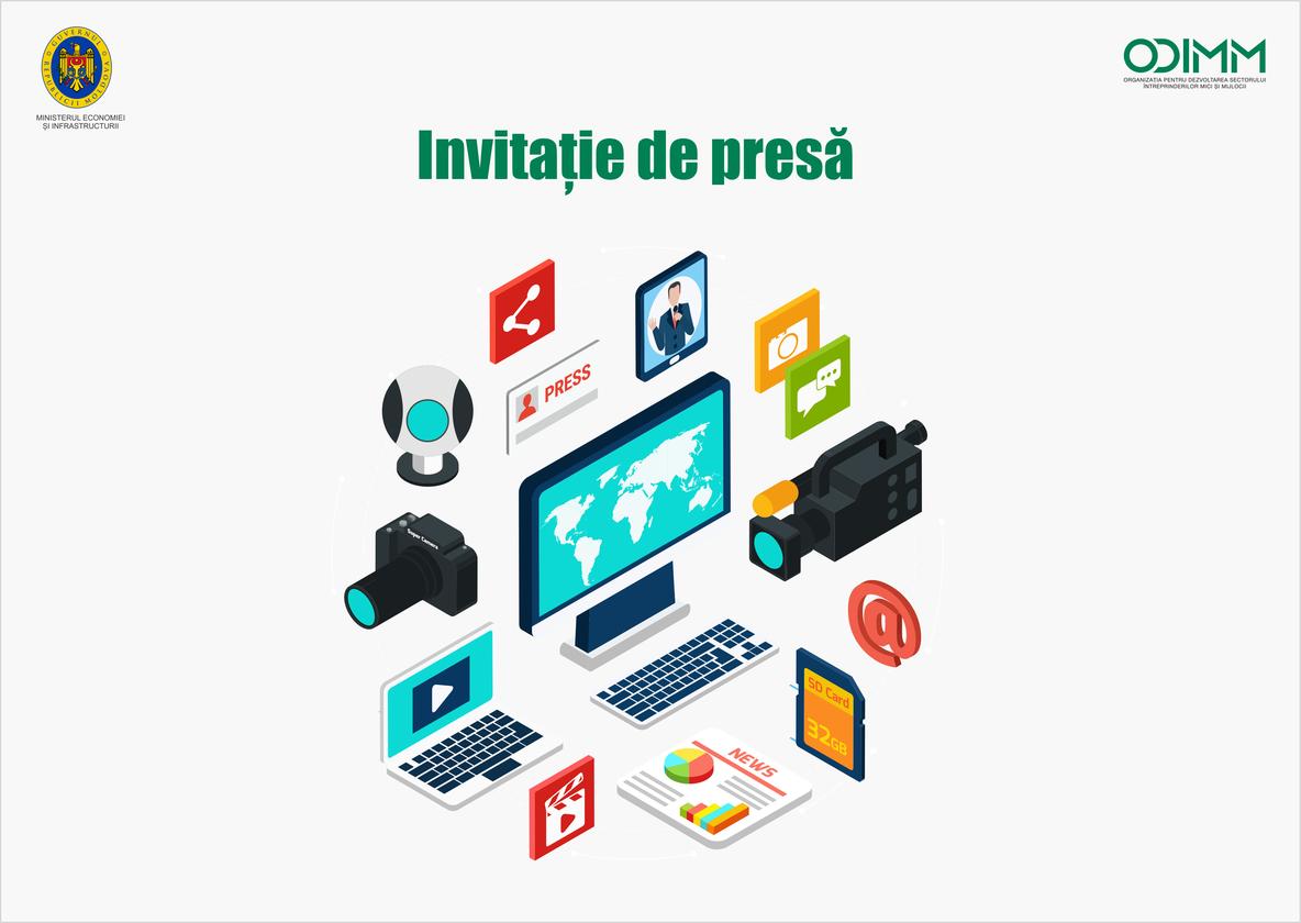 Invitație de presă
