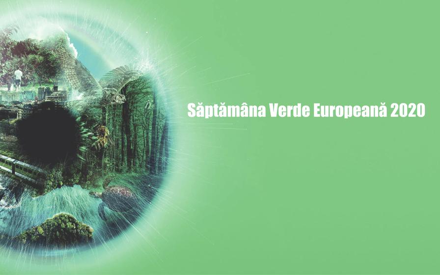 Un nou început pentru oameni și natură - Săptămâna europeană verde 2020