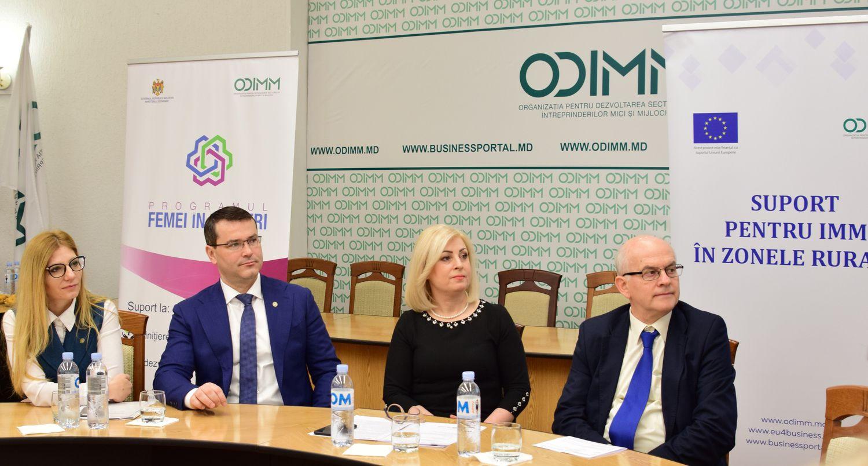 Undă verde pentru dezvoltarea antreprenoriatului feminin din Republica Moldova