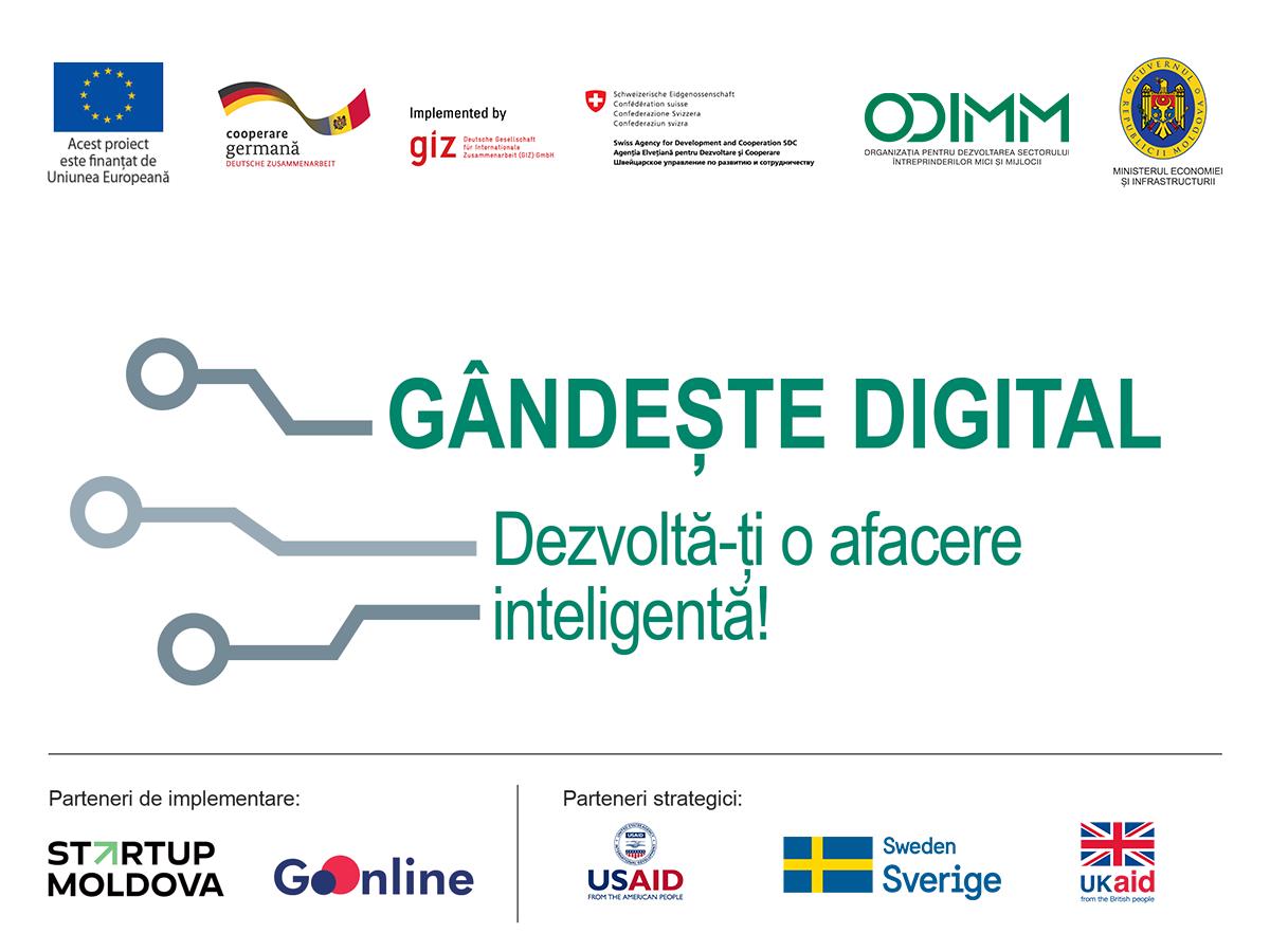 Apel de Granturi pentru digitalizarea afacerilor din mediul rural