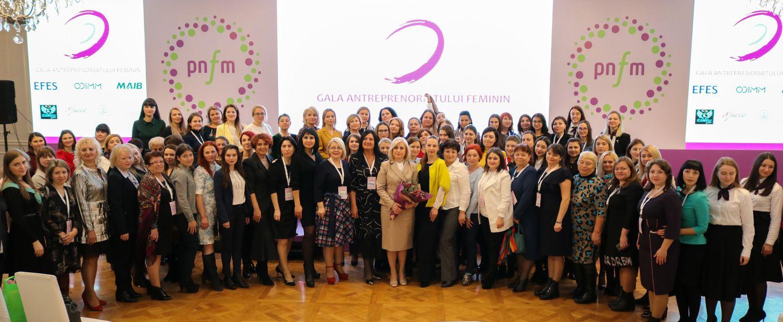 Forumul Anual al femeilor din Moldova, la cea de-a V-a ediție