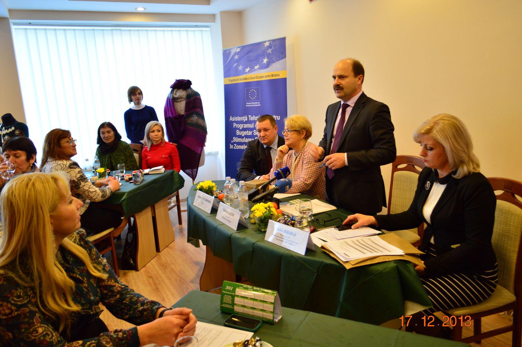 Femeile antreprenoare s-au întrunit la o ceaşcă de ceai  cu dl Valeriu LAZĂR, Viceprim-ministru, ministru al economiei