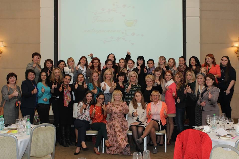 """ODIMM invită femeile antreprenoare la cea de-a IV-a întrunire - """"Inteligența emoțională -  la o ceașcă de ceai"""""""