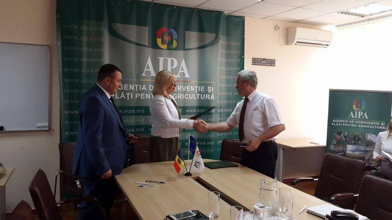 ODIMM, AIPA și IFAD au semnat un acord de colaborare în domeniul  informatizării reciproce privind beneficiarii proiectelor de finanțare destinate IMM-urilor