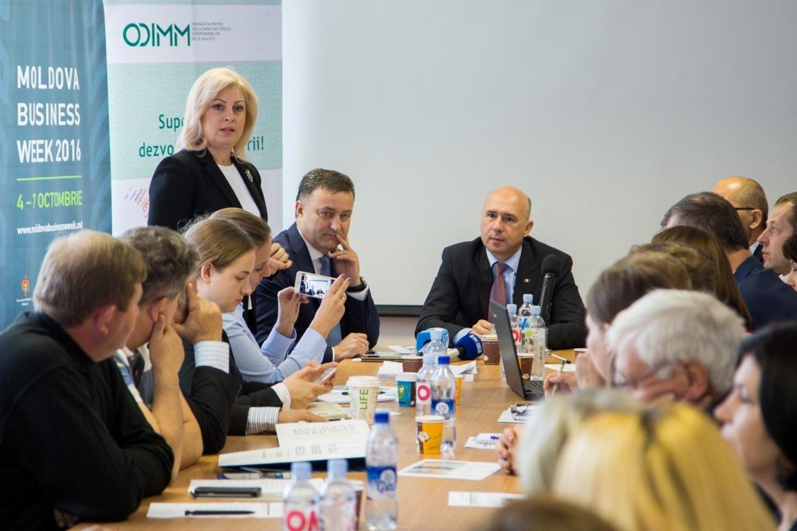 În Incubatoarele de afaceri din Nisporeni, Ștefan Vodă și Sângerei a fost organizată Ziua ușilor deschise