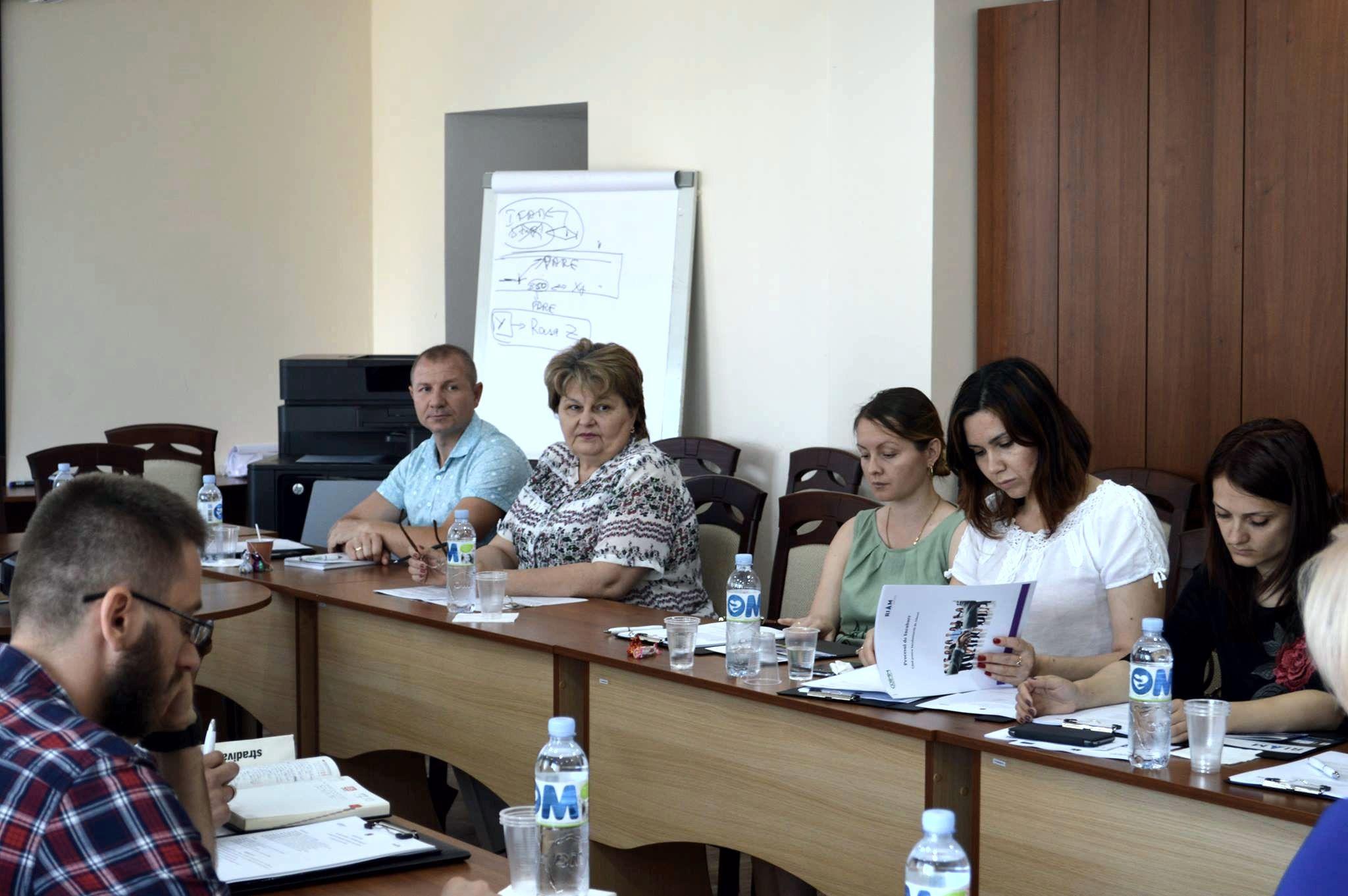 Rețeaua Incubatoarelor de Afaceri din Republica Moldova (RIAM) la 3 ani de activitate