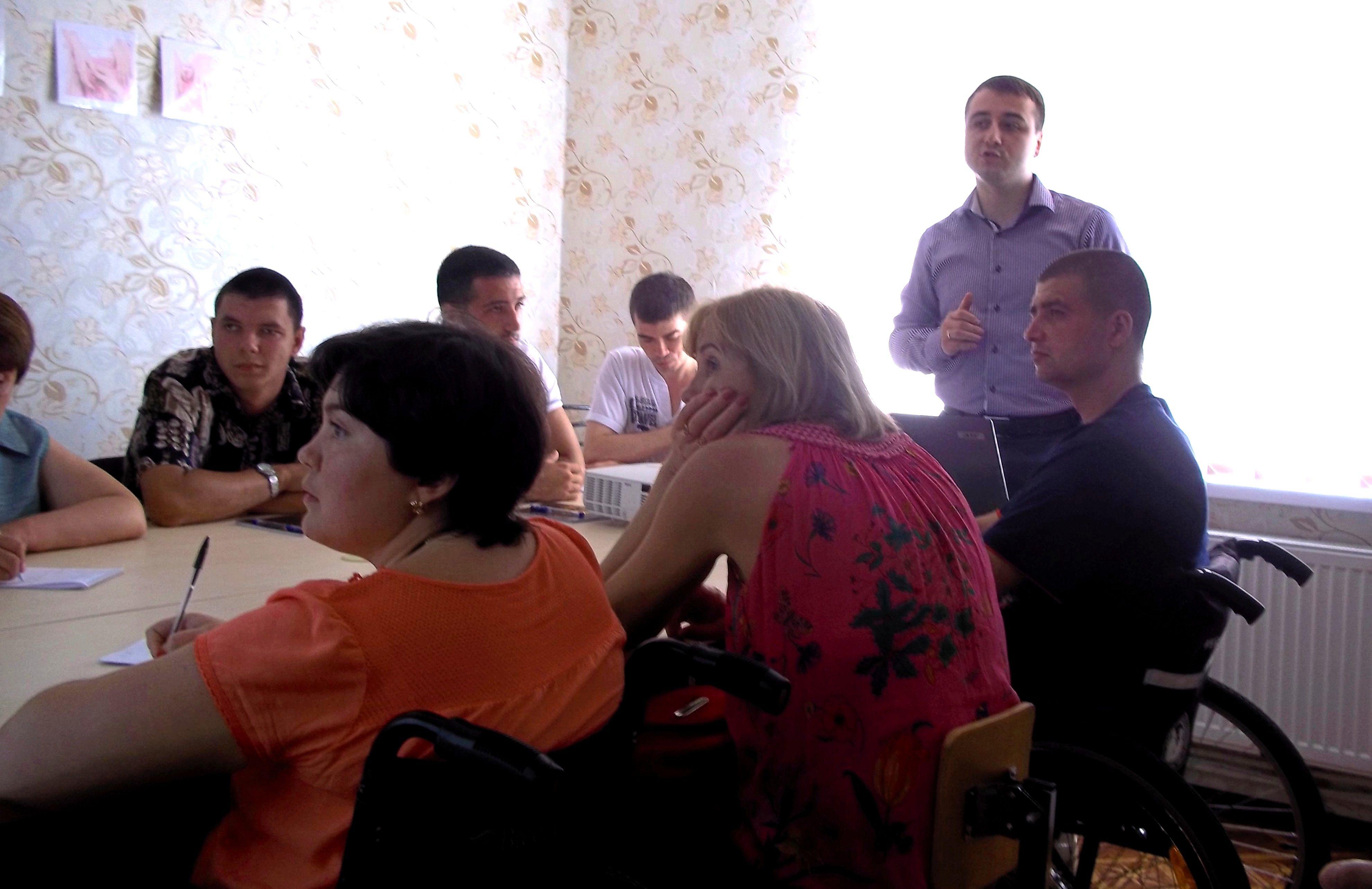 ODIMM susţine tinerii cu dezabilităţi în lansarea propriei afaceri