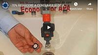 Reduce consumul de apa cu 70%